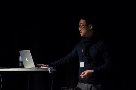 "Kyungwoo Chun at ""Fresh Eyes On Art and Literature in the Public Space"" seminar"