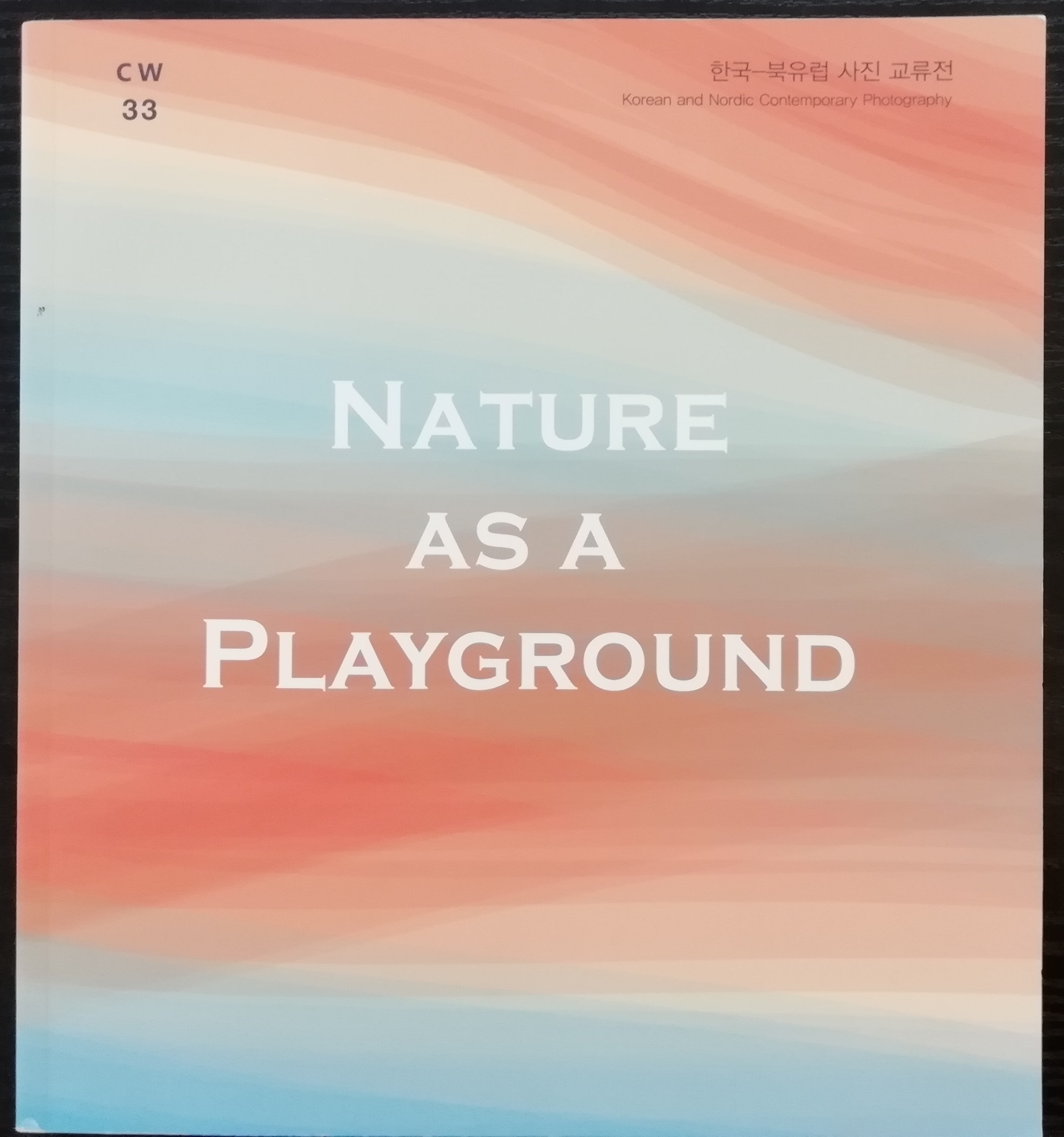 Katalog til Nature as a Playground